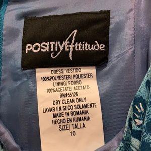 Positive Attitude Dresses - Dress